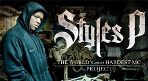 Styles P The Worlds Most Hardest MC Project small