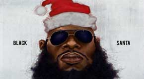 Freeway – Black Santa EP cover front small