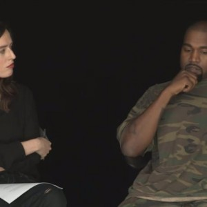 Kanye West In Camera Interview