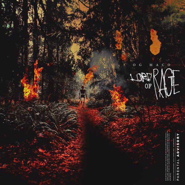 OG Maco - The Lord Of Rage