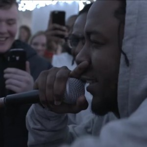 kendrick freestyle manchester