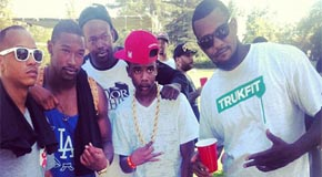 (BTS Pics) Game – Celebration Video Shoot