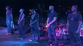 Video: G.O.O.D. Music Live At Made In America Festival