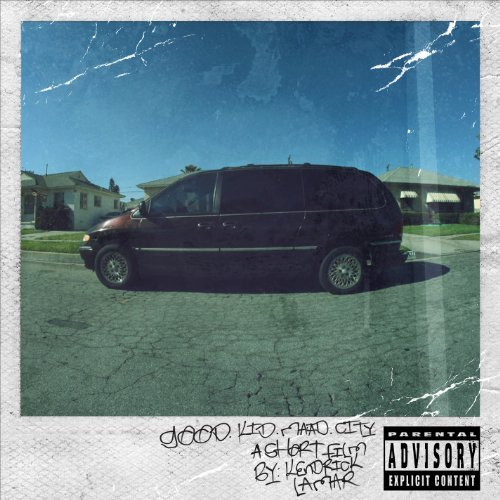 kendrick lamar - good kid maad city