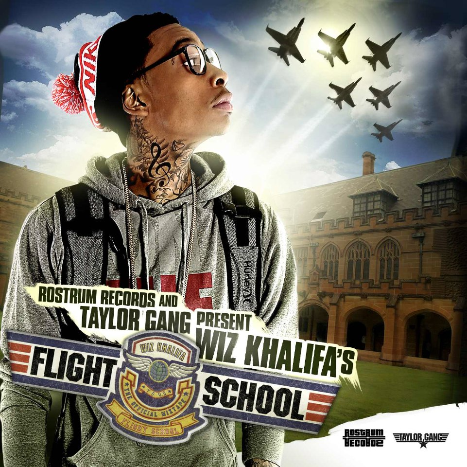 Flight School Wiz Mixtape Wiz Khalifa – Flight