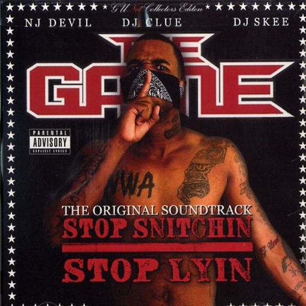 The game stop snitch stop lyin' the dvd (full movie) youtube.