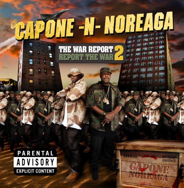 Capone-N-Noreaga – The War Report 2 Report the War