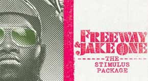 Freeway & Jake One – The Stimulus Package Album