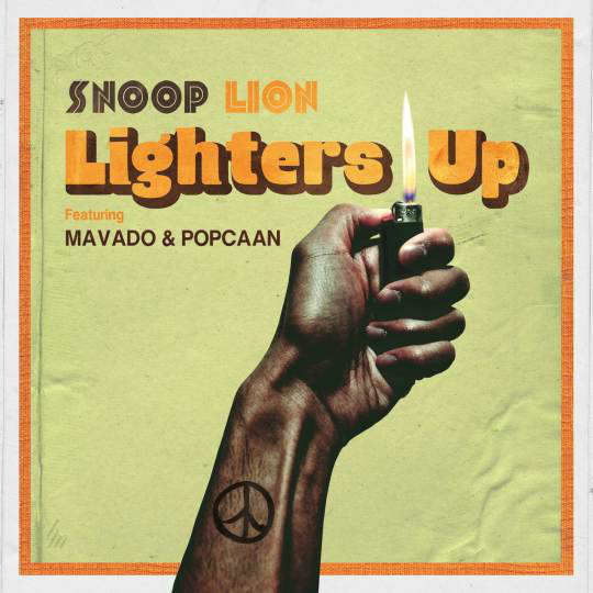 Snoop Lion - Lighters Up