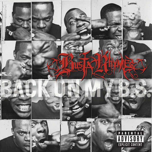 busta-rhymes-Back on My B.S. cover