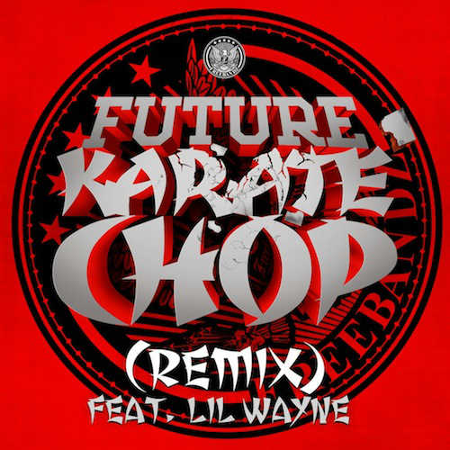 future karatechopremix cover