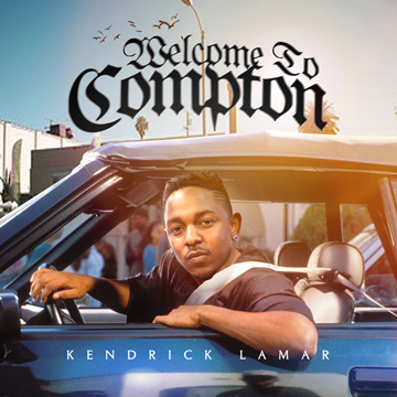 kendrick lamar welcome to compton cover