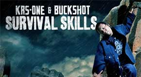 KRS-One & Buckshot – Survival Skills Album