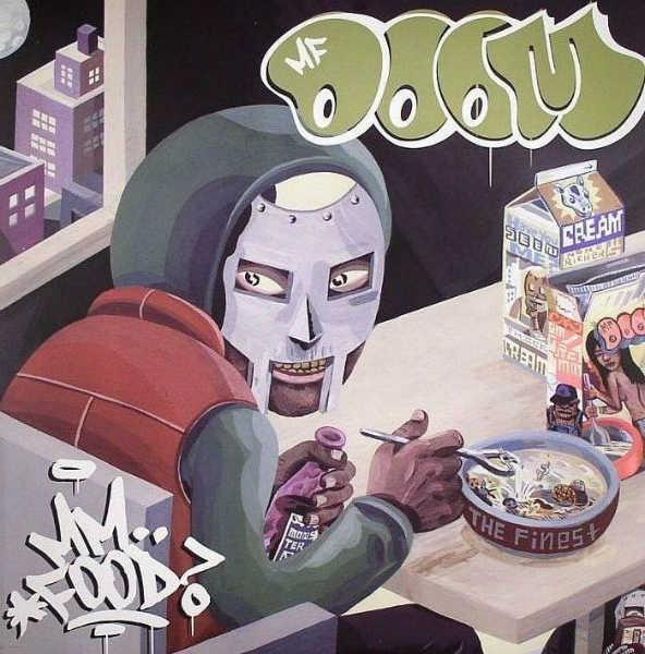 MF DOOM - Mm.. Food Full Album Stream