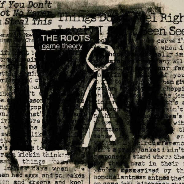 The Roots Game Theory Album Cover