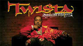 Listen: Twista – Adrenaline Rush 2007 (Album)