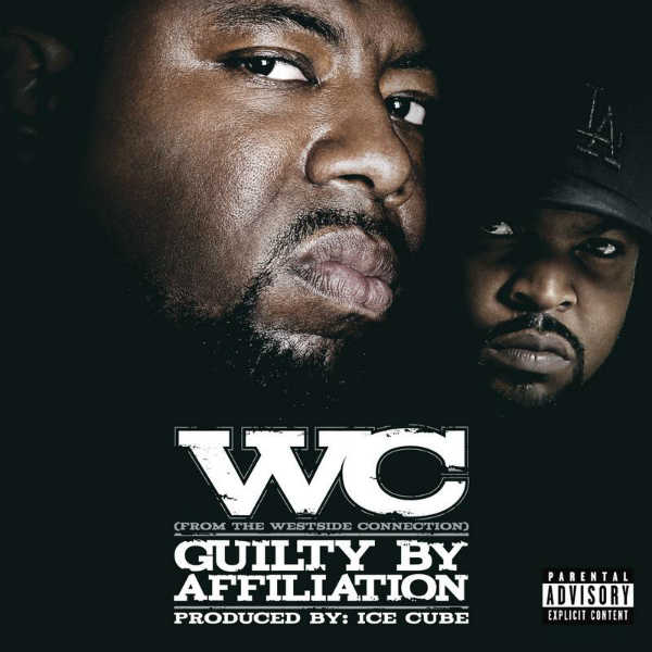 WC Guilty by Affiliation cover