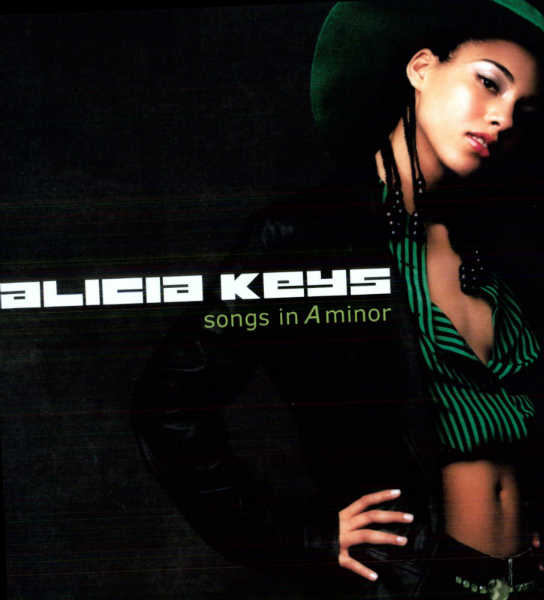Alicia Keys Songs in a Minor Album Tracks images Alicia Keys Songs