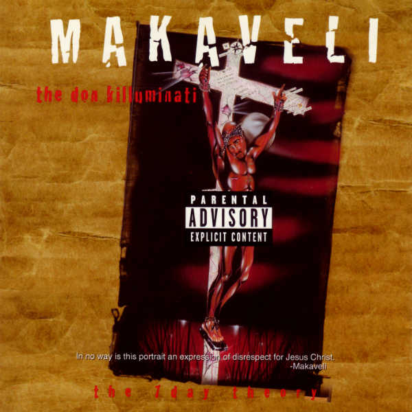 Makaveli The Don Killuminati The 7 Day Theory
