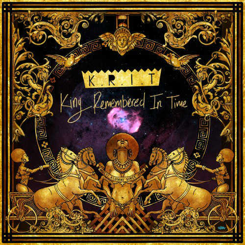Big Krit King-Remembered-In-Time-Front