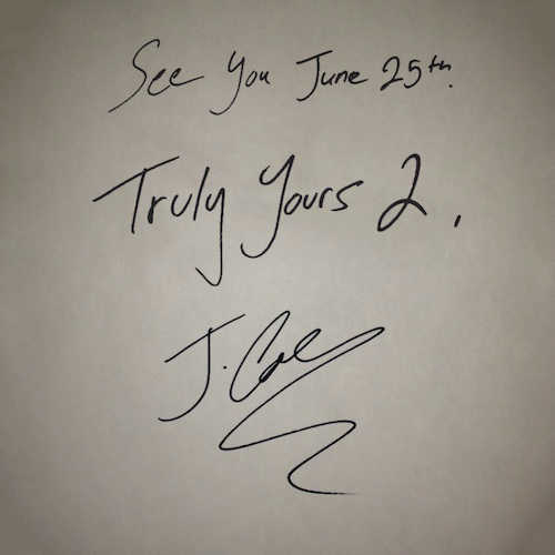 J.Cole-trulyyours 2