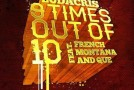 Ludacris Ft. French Montana & Que – 9 Times Out Of 10