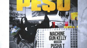 Machine Gun Kelly Ft. Pusha T & Meek Mill – Pe$o