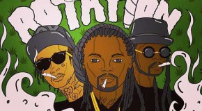 Wale Ft. 2 Chainz & Wiz Khalifa – Rotation
