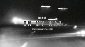 Drake Ft. James Fauntleroy – On My Way
