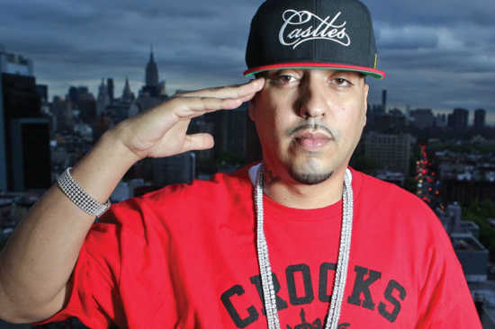 French Montana 2014
