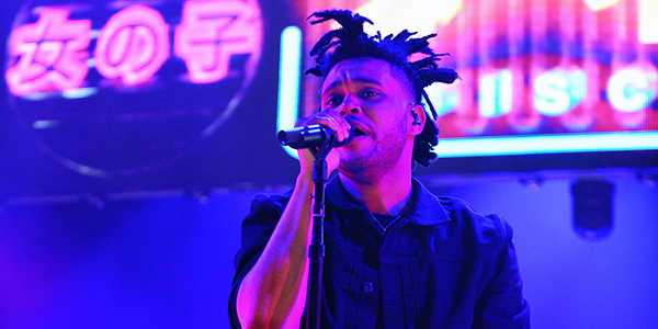 the weeknd 2014