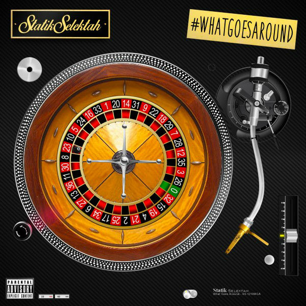 Statik Selektah – Alarm Clock Ft. Ab-Soul, Jon Connor, Logic, & Francesca