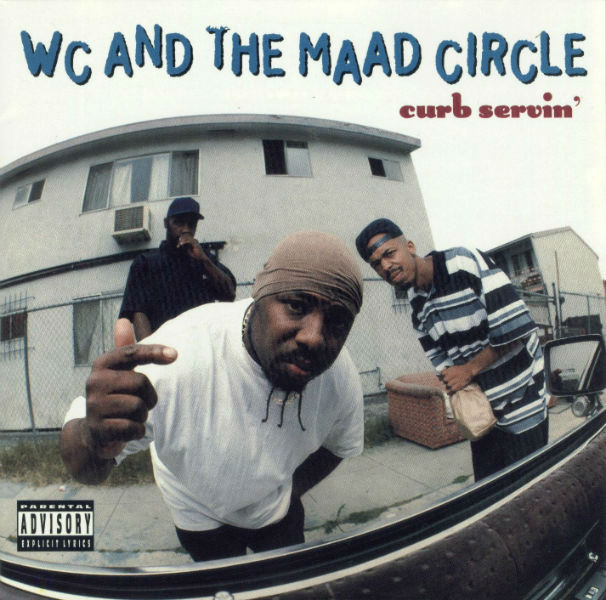 WC and the Maad Circle Curb Servin