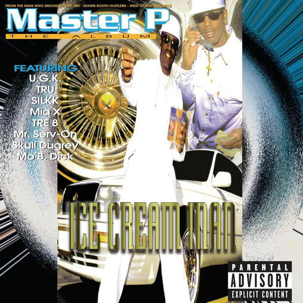 Master P - Ice Cream Man [Full Album Stream]