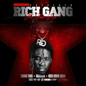 Rich Gang The Tour Part 1 Mixtape