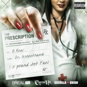 B-Real – The Prescription