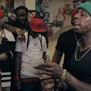 Lil' Wayne & Young Money - Next Up' Cypher