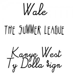 wale - the summer league