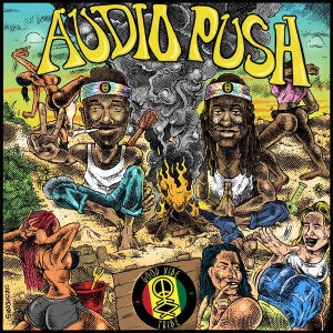 Audio Push – The Good Vibe Tribe