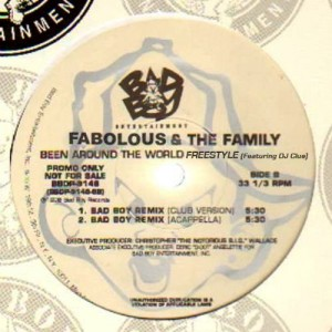 Fabolous - Been Around The World