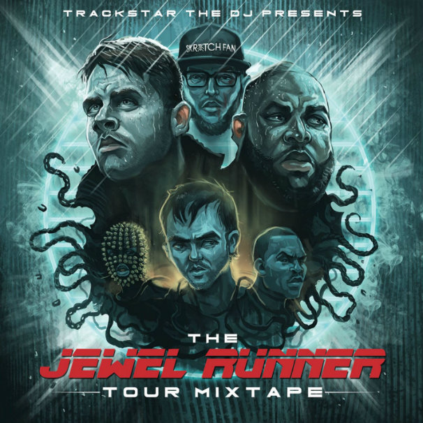 Run The Jewels - Jewel Runner Mixtape