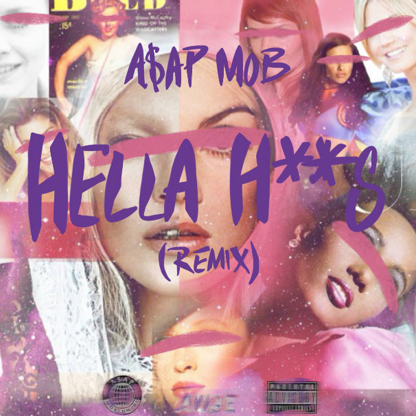 asap mob hella hoes remix