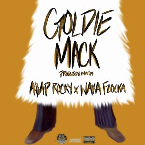 asap rocky - goldie mack