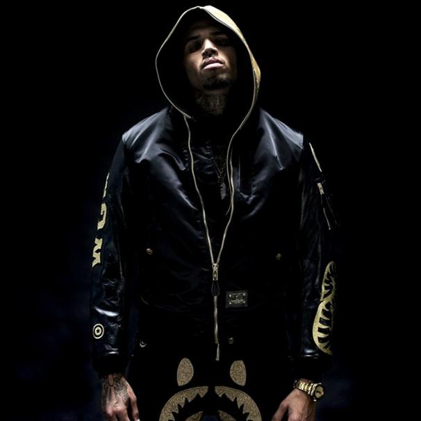 Chris Brown 2016as