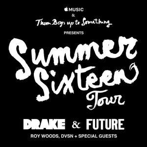 summer sixteen tour