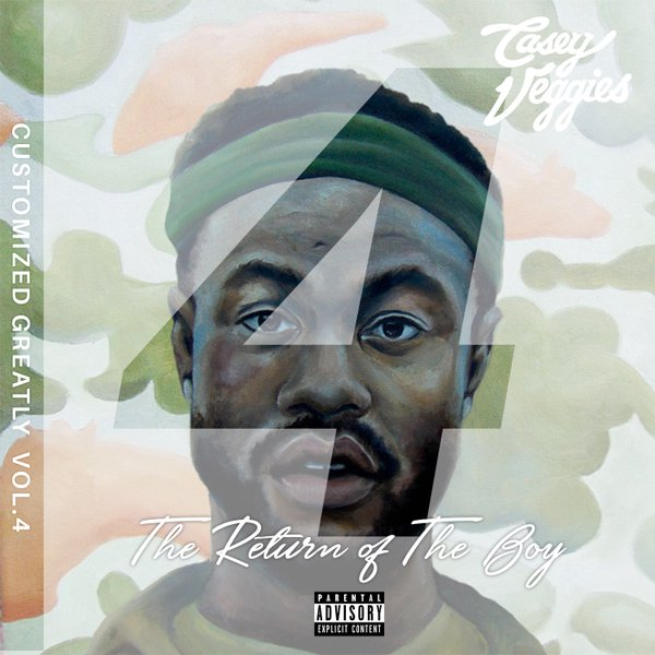 Casey Veggies – CG4 The Return of The Boy