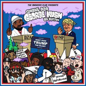 Smoke DZA – George Kush Da Button