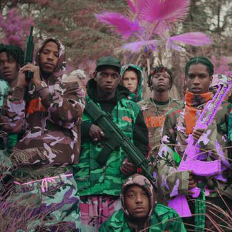 A$AP Mob – Yamborghini High [Video]