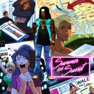 wale - summer on sunset
