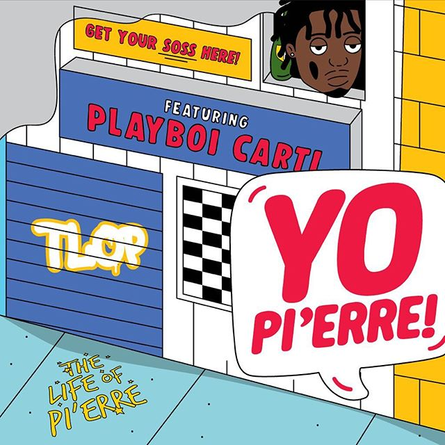 Warriors Come Out To Play Rap Song: Pi'erre Bourne Ft. Playboi Carti